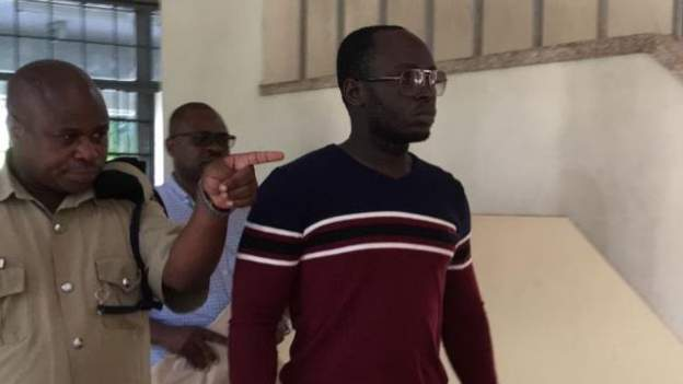 TZ journalist Erick Kabendera finally freed after pleading guilty