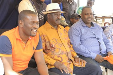ODM  Party Reacts After Babu Owino's Shooting Incident