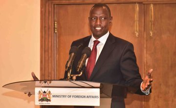 Please do whatever you can to market Kenya positively abroad,DP Ruto asks Diplomats