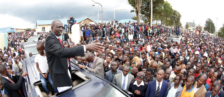 Constitutional changes ought to benefit all-DP RUTO