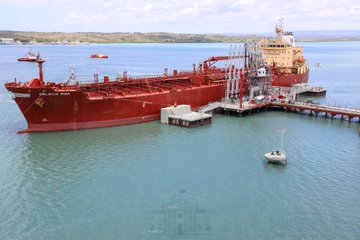 Kenya's dream of joining oil exporting nations now a reality as the first  consignment   of 200,000 barrels leaves  for the United Kingdom