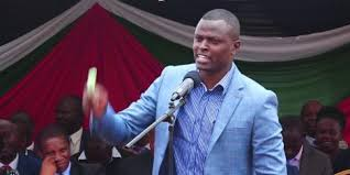 Ndindi Nyoro suspended from the national assembly for 4 days