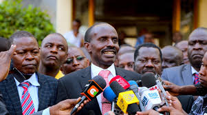 Labour court reinstates Wilson Sossion as KNUT secretary general until his case is determined.