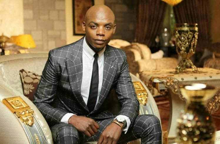 Jimmy Gait jets  Back Home After Undergoing Treatment In India