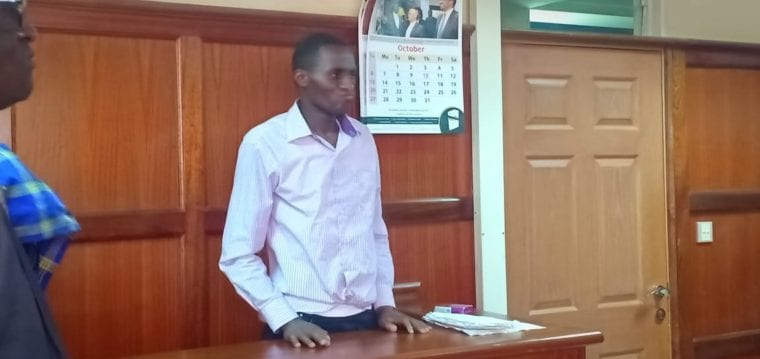 Confession of a 'killer' GSU officer: GSU officer claims he was hired to kill mother, daughter in Machakos