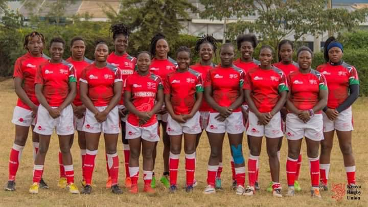 Kenya Women's Rugby 7s Team Qualifies For 2020 Olympics