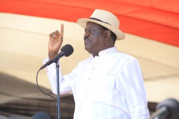 Raila says he has no offshore accounts in the wake of Pandora Papers leak