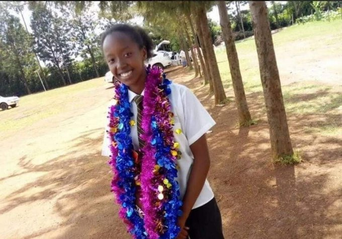 DP Ruto's daughter Abby scores 406 marks