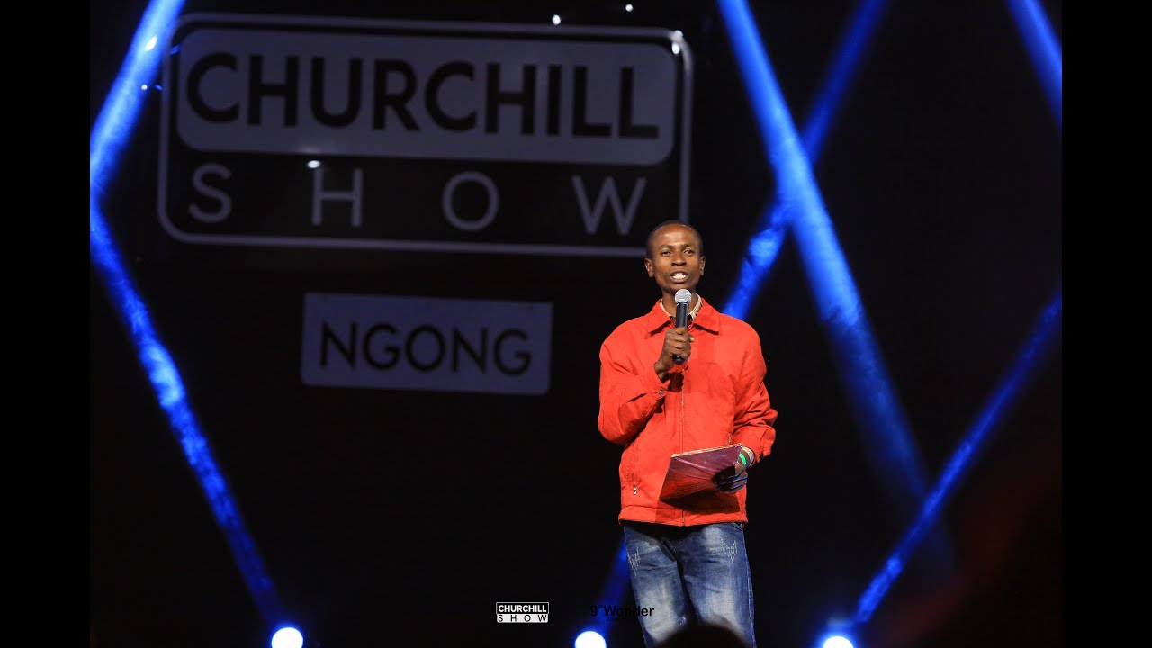 Entertainment  industry  mourns the death of Churchill Raw Comedian who was Found Dead On Dagoretti Rail Tracks