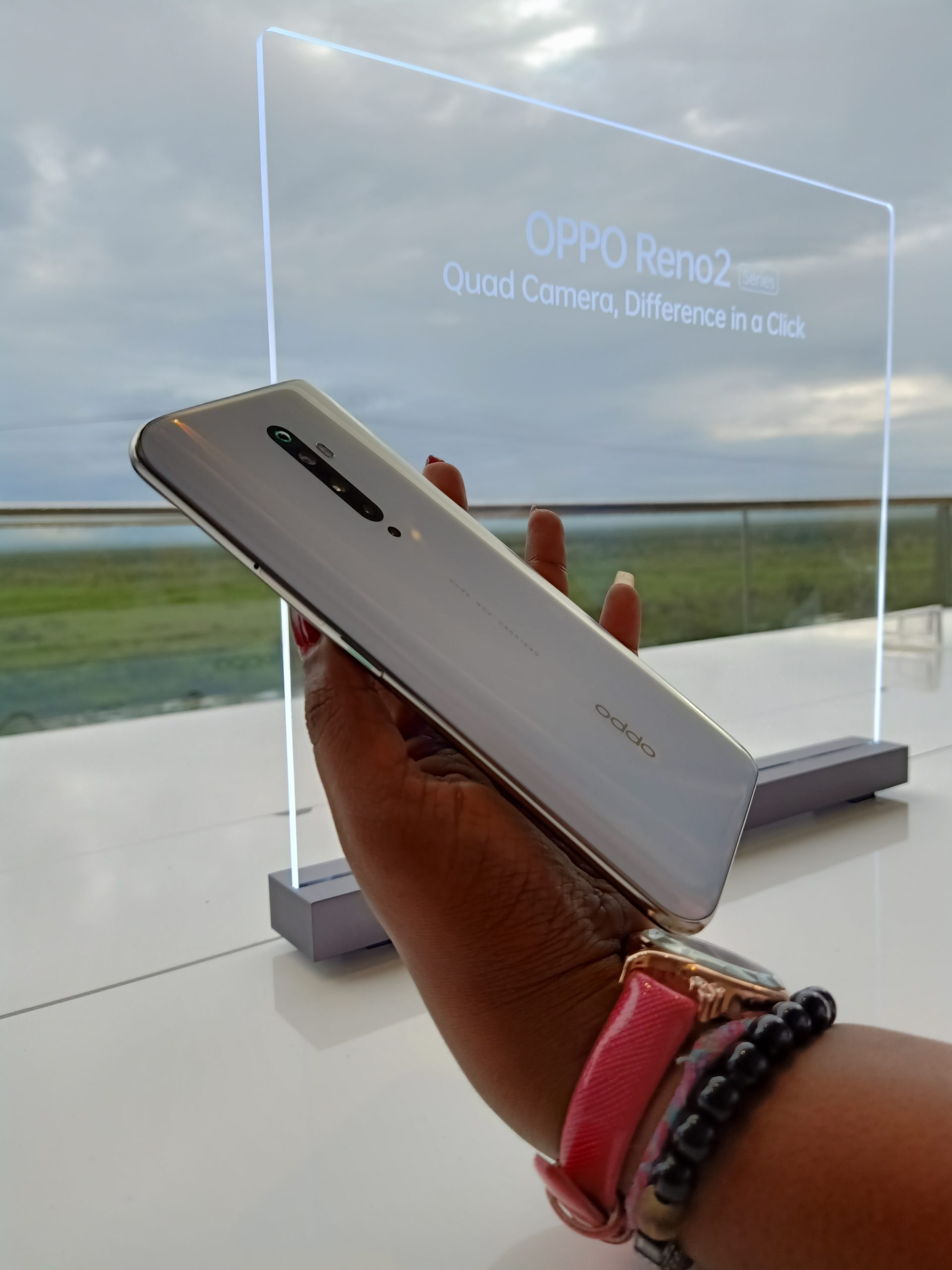 OPPO Kenya launches Reno 2F for photography, video lovers (Photos)