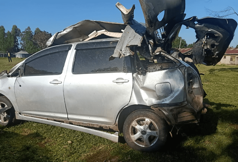 5 killed in a grisly road accident while travelling home for Christmas in Busia