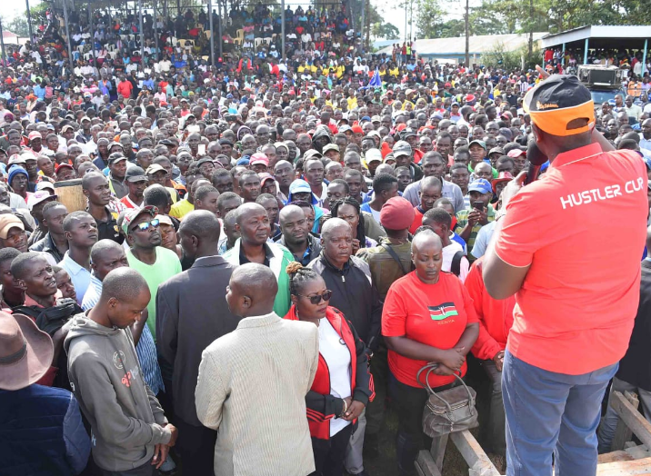 BBI Debate:DP Ruto says he will support the report only if it is passed by the public