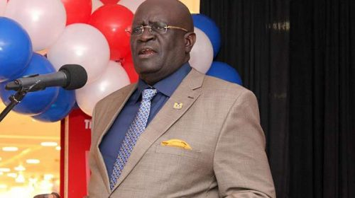 Magoha launches exams, hands over security padlocks