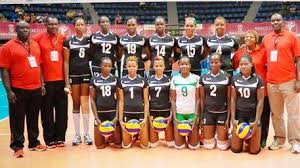 National women's volleyball team head coach Paul Bitok names squad for Olympic qualifiers