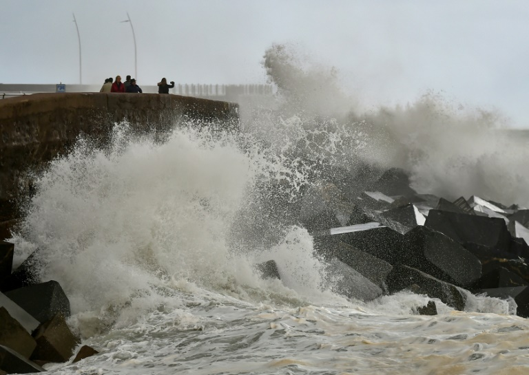 Death toll in Europe from storm rises to eight