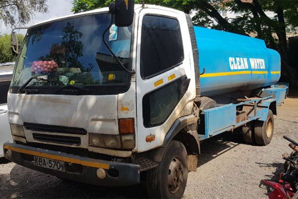 Two arrested attempting to smuggle 6000 litres of ethanol concealed in maize