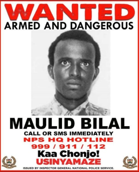 Police identify main suspect who orchestrated   attack in primary school in Dadaab
