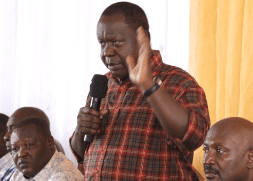 CS Matiangi puts  Chiefs who fails to  identify  terrorists on notice, says they will be held personally responsible