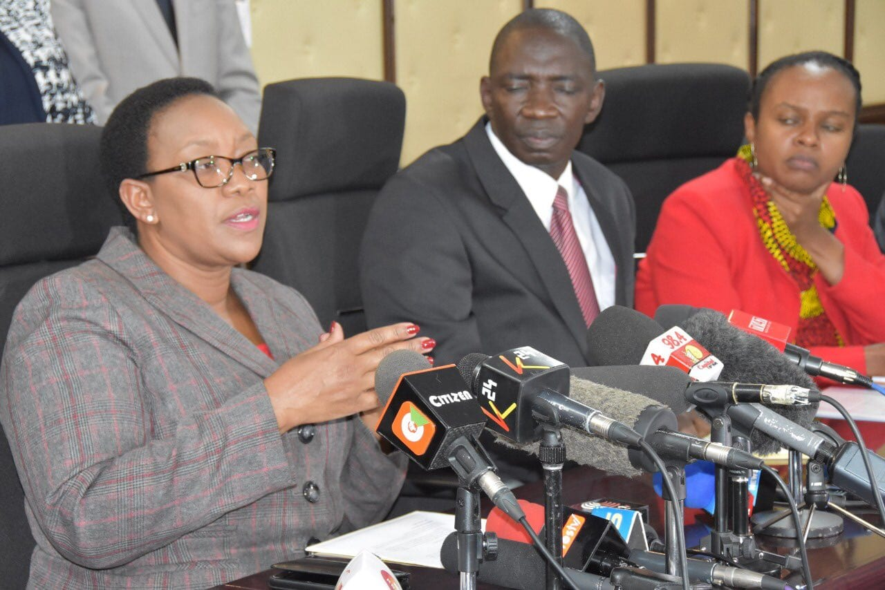 Suspected coronavirus patient at KNH in 'stable condition-Govt says