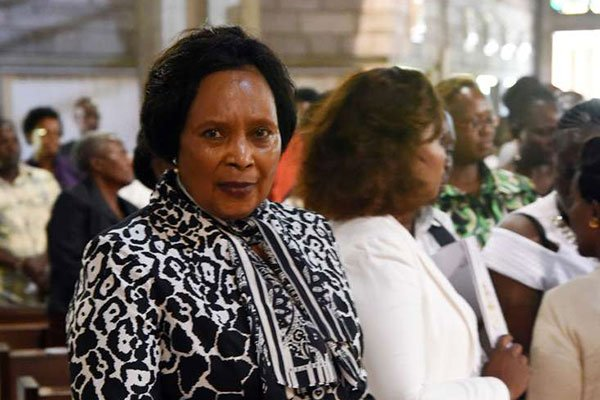 Mary Wambui Bags appointed chairperson of Trustees of the Street Families Rehabilitation Trust Fund.
