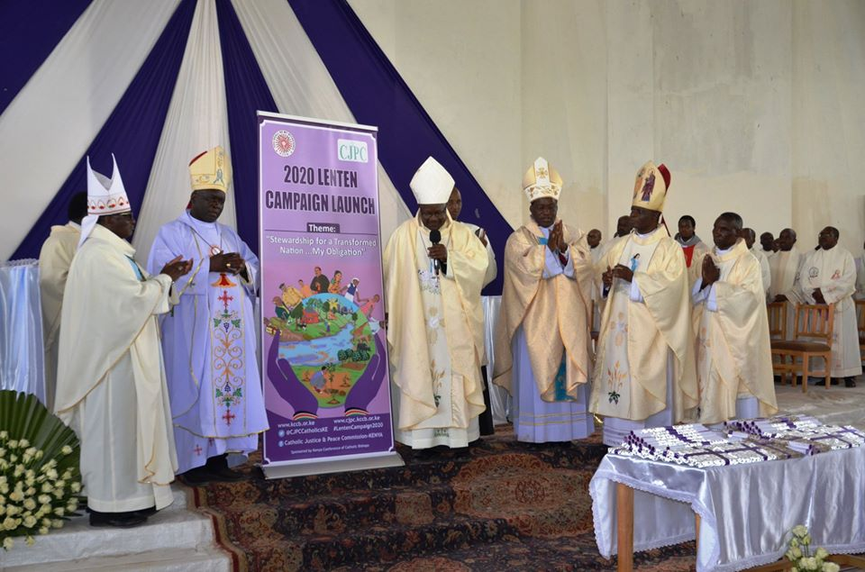 Bishops' Lent Message: Stewardship will spur the country to greater heights