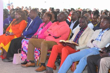 Do not use the Building Bridges Initiative (BBI) to impose your will on Kenyans,DP Ruto tells political leaders