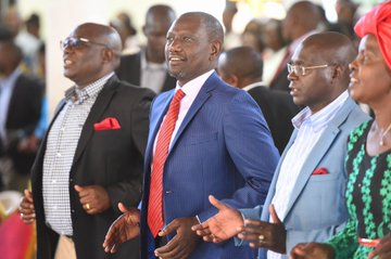 We shall stop reggae,declares DP Ruto as he warns against politics of divisions  around BBI