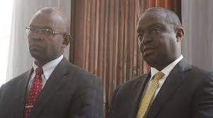 Prosecution of former Treasury CS Henry Rotich temporally suspended