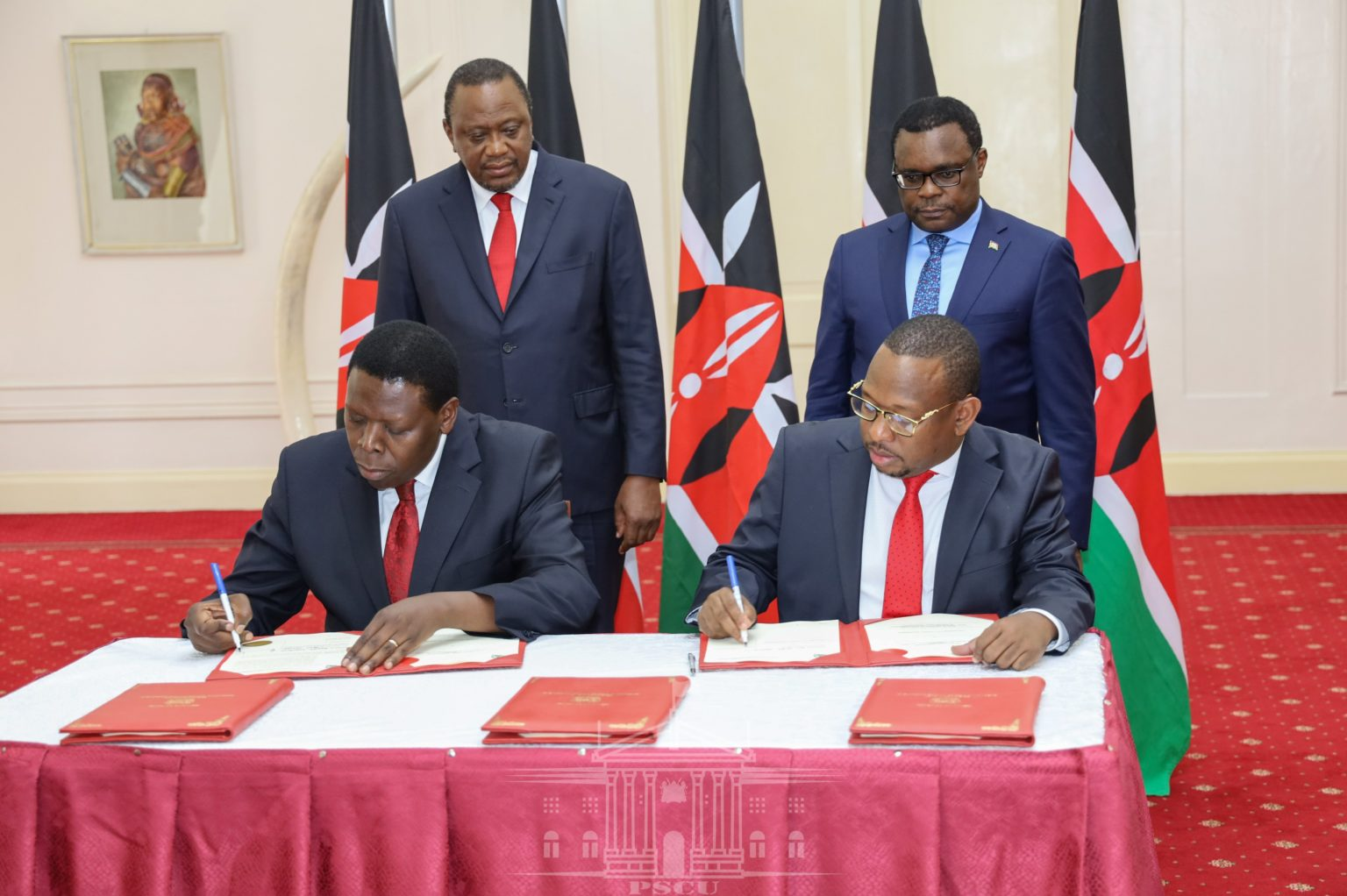 Change of guard as National government takes over leadership of Nairobi county government!
