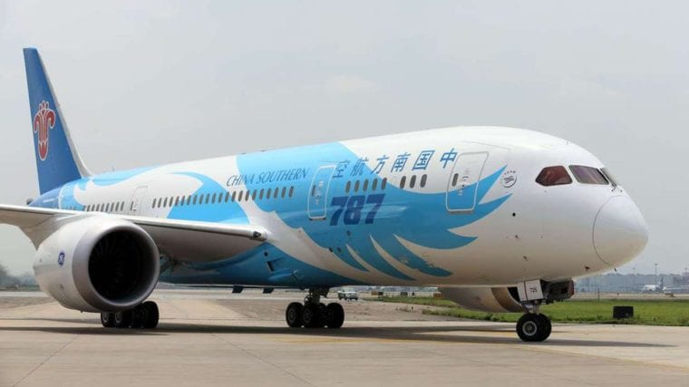 China Southern Airlines suspends flights to Kenya over  coronavirus fear