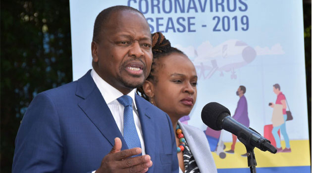 Kenya records 30 Covid deaths, 622 new cases
