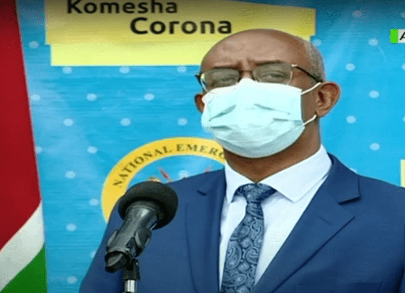 Kenya records 489 new COVID19 cases as 20 more succumb to the virus