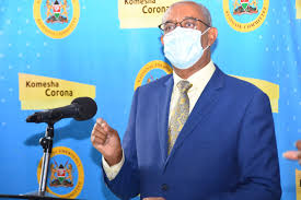 Kenya records 123 new COVID19 cases,brings the total number to 2,216