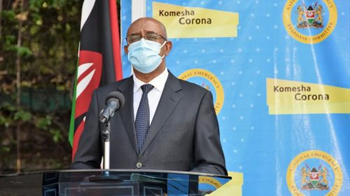 Kenya records 605 New COVID19 cases as 587 recovers