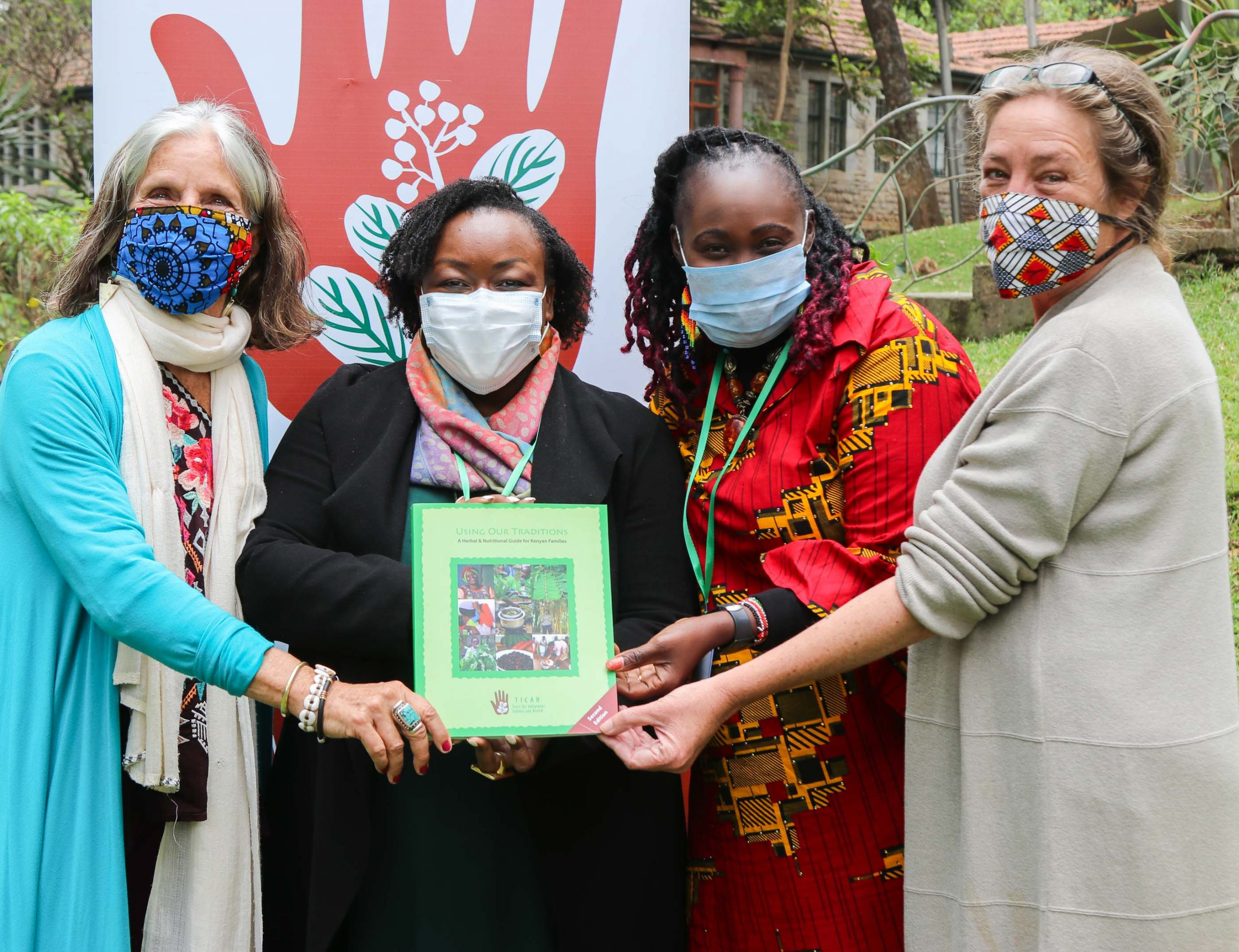 TICAH Launches a Herbal and Nutritional Guide for Kenyan Households