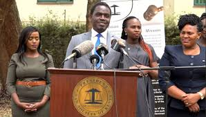 Gender rule debate: LSK now wants MPs salaries, security withdrawn from October