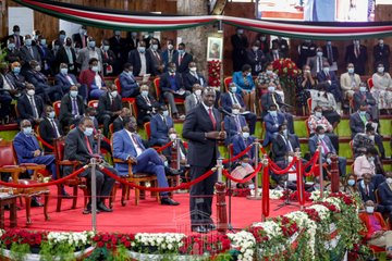 Some recommendations in the BBI report do not add up, DP Ruto says as he sets records straight