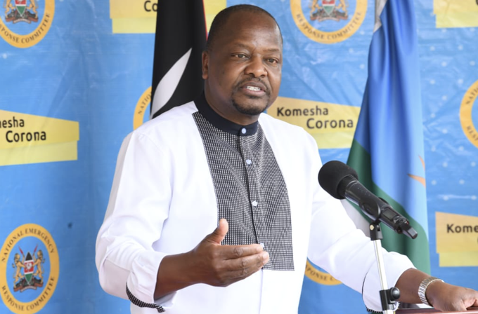 Kenya records 159 new COVID19  cases, 2 deaths and 181 recoveries