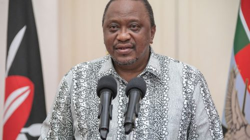 NEW MANDATE:Uhuru takes over chairmanship of EAC from President Kagame