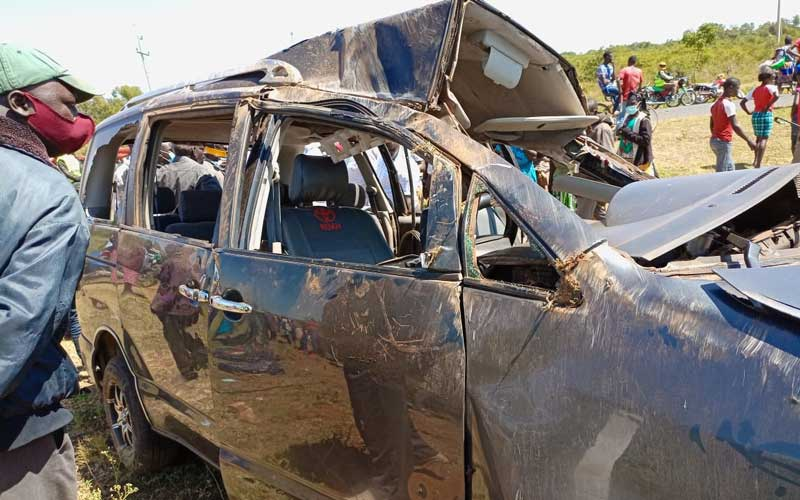 Accident: Four family members die, three others injured in road crash
