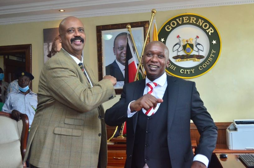 NAIROBI Governor Benson Mutura signs budget warrants paving way for release of Sh37.5bn budget to NMS
