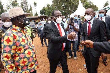 Unity call rent the air as  Nyagarama is laid to rest-Photos