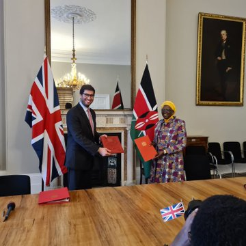 Kenya in a business deal with UK as Brexit beckons