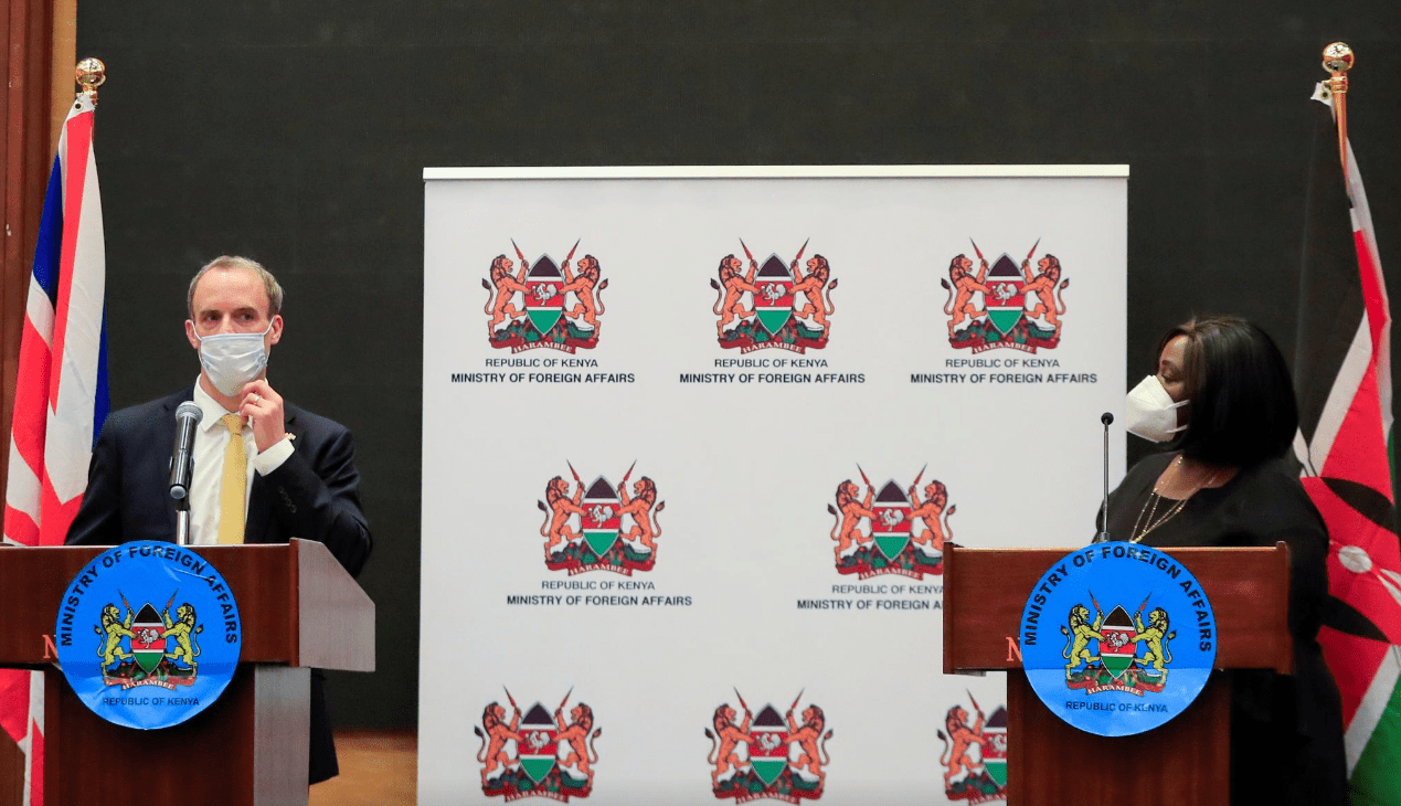 President Kenyatta declares that the journey towards local human vaccine production is on