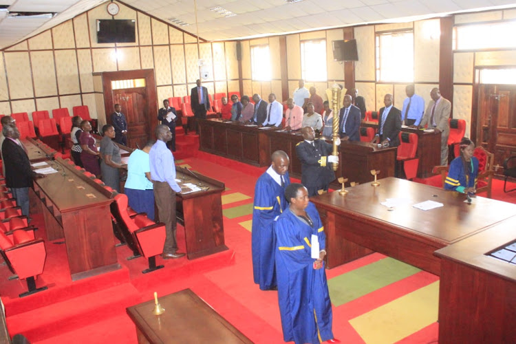 Nyamira County Assembly Appointments Committee rejects James Gesami as nominee for deputy governor