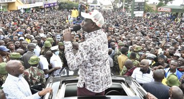 DP Ruto suspends his public engagements across the country due to escalation of COVID19 cases