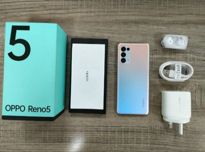 OPPO Kenya launches Reno5 series with two devices