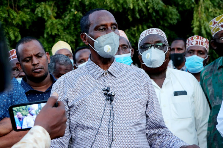 Am still in office legally, Impeached Wajir Governor Mohammudsays