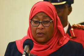 Tanzania  to take war on  COVID19  a notch higher as President Samia Suluhu announces that she will form taskforce