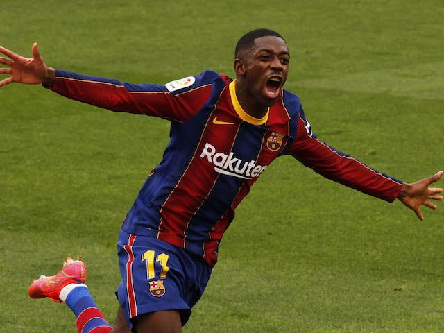 Manchester United, Juventus to battle for Ousmane Dembele?
